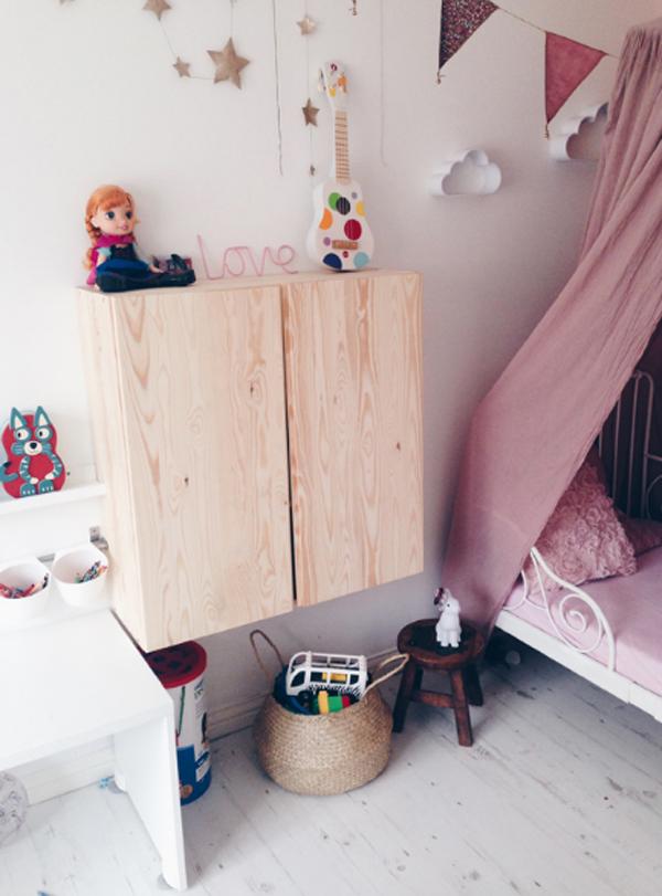 15 Simple Diy Ikea Ivar Cabinet For Kids Room Home