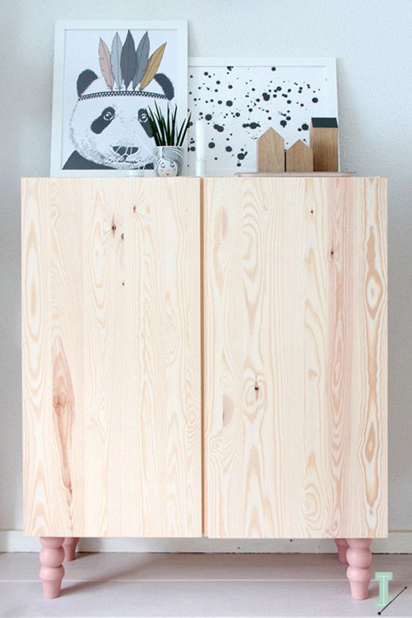 ... But With Your Ikea Ivar DIY Still Ends With Unique Furniture For Your  Childu0027s Room. Here Are Some Ivar Paint Hacks That Will Inspire You, ...