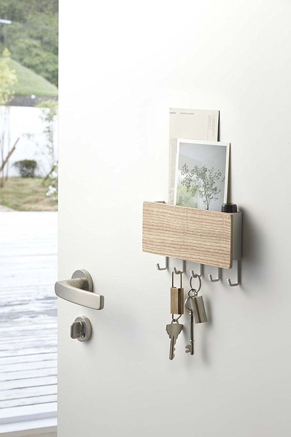 25 Unique And Practical Wall Key Holders Home Design And