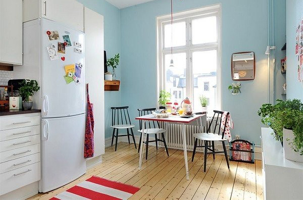 25 Cozy And Minimalist Scandinavian Kitchen Ideas Home Design And Interior
