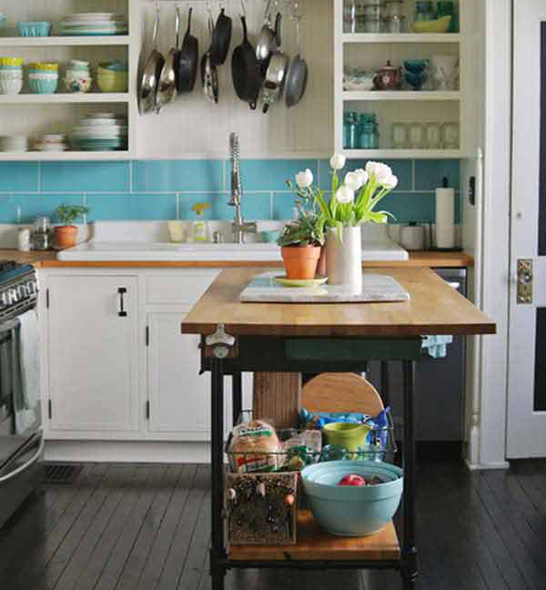 20 Practical Organization Ideas To Your Kitchen