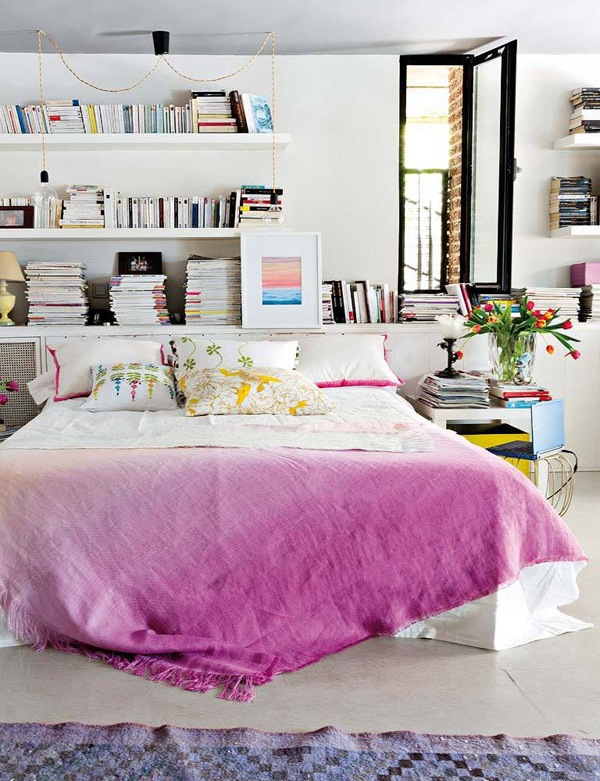20 Awesome Bedroom Library Decor Ideas | Home Design And Interior