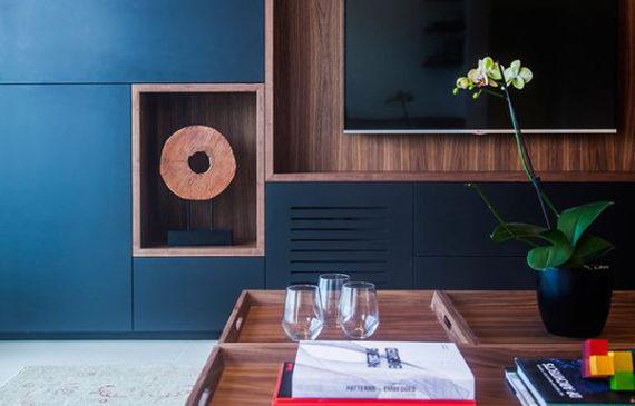 20 modern and minimalist tv wall decor ideas