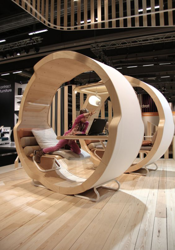 Funky Furniture Small Spaces
