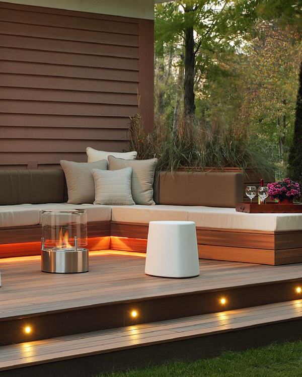 Home Design Backyard Ideas: 20 Cozy Backyard Deck Ideas For Your Relaxing