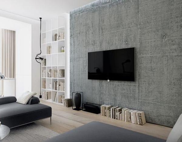 Modern Tv Wall Mount Ideas Homemydesign