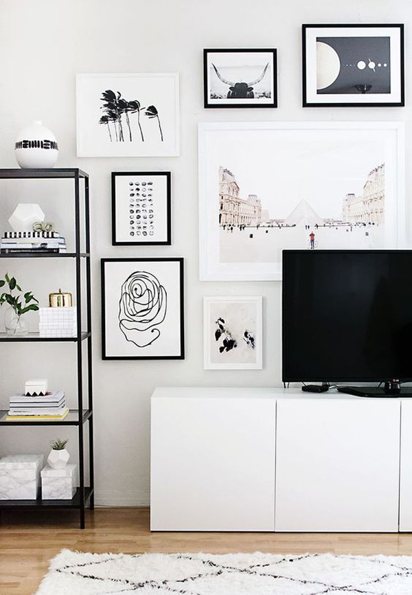 20 Modern And Minimalist TV Wall Decor Ideas | Home Design And Interior