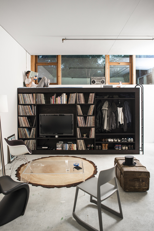 Living Cube Furniture With Modular Elements | Home Design And Interior