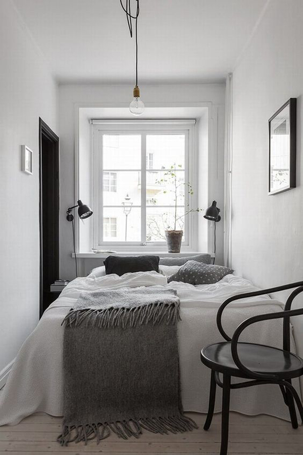 25 Most Beautiful And Stylish Tiny Bedrooms To Inspire You Good Ideas