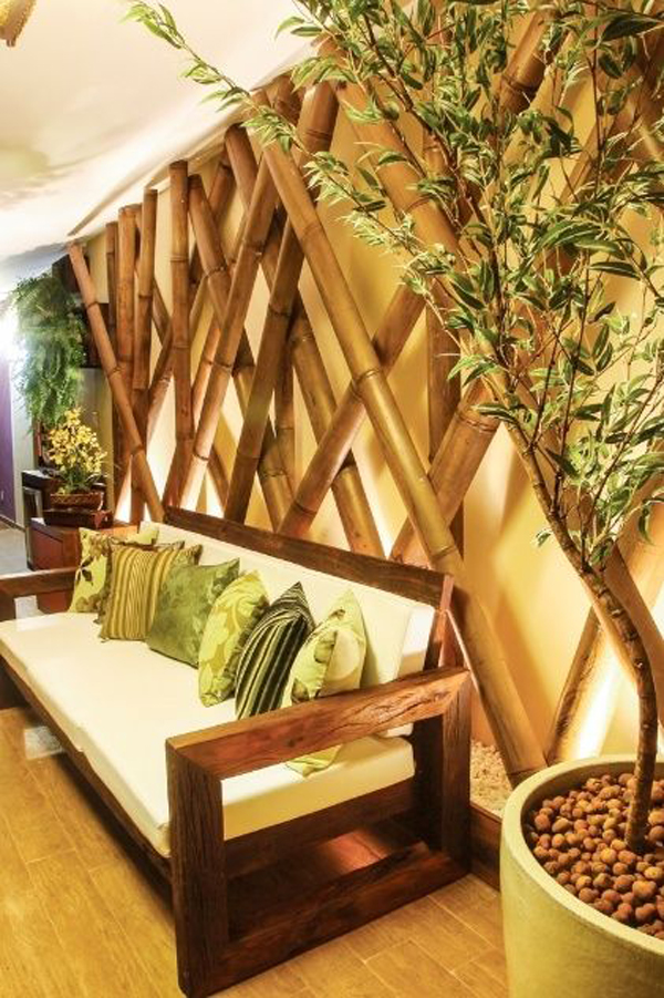 15 Unique Bamboo Decorations For Natural Look | Home Design And Interior