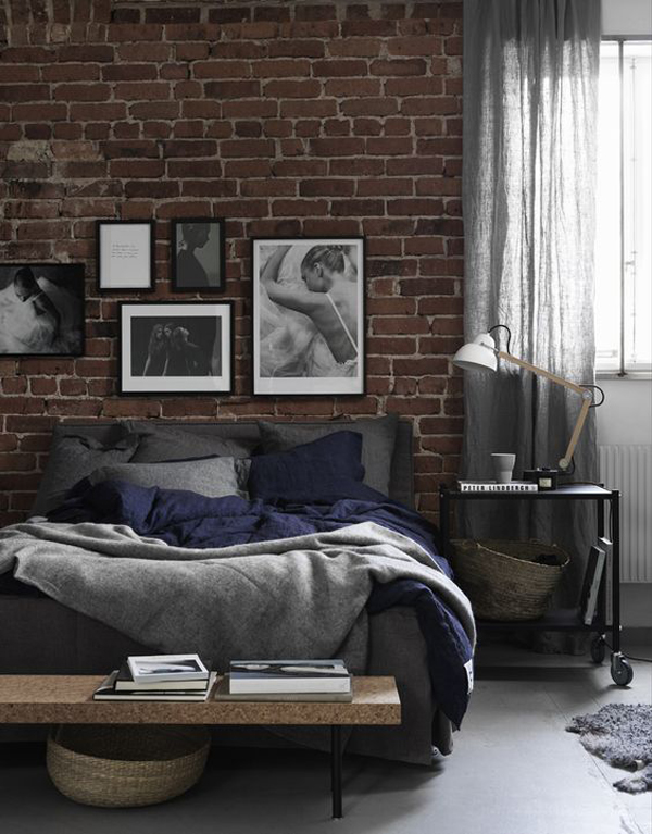 20 Masculine Bedroom Ideas To Bring Your Style | Home ...