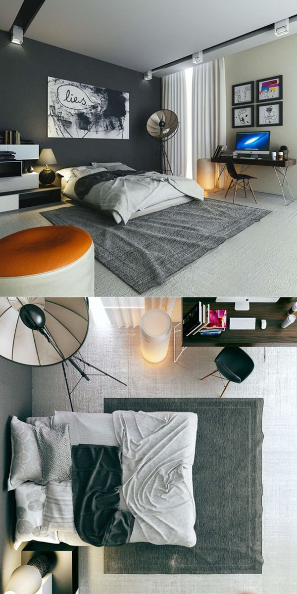 Masculine Bedroom Design Ideas: 20 Masculine Bedroom Ideas To Bring Your Style