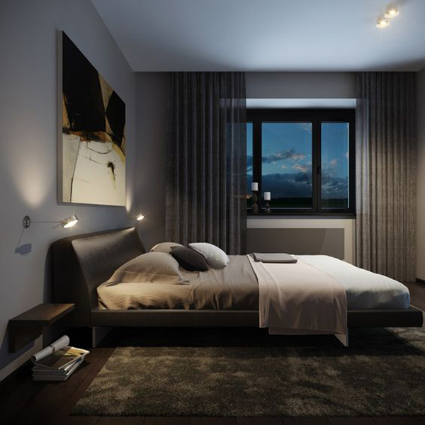 Masculine bedroom design that is suitable for the style of men who want to look strong brave and manly. So let\u0027s check! & 20 Masculine Bedroom Ideas To Bring Your Style | Home Design And ...