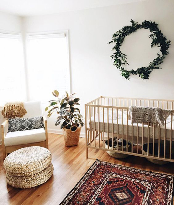 Simple Decorating Girl Nursery Design: 22 Gender Neutral Nursery Ideas You'll Can Try