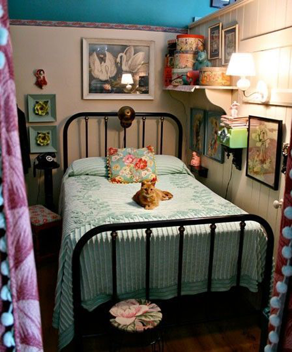 small vintage bedroom 15 cozy vintage themed bedroom for home design and 13355