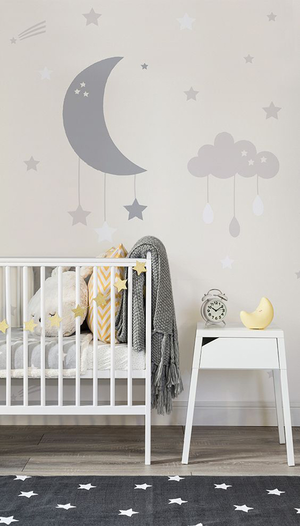 22 Gender Neutral Nursery Ideas You Ll Can Try Home