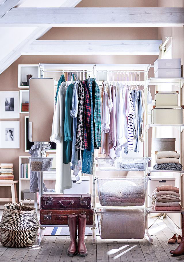 Bedroom Wardrobe Inspiration
