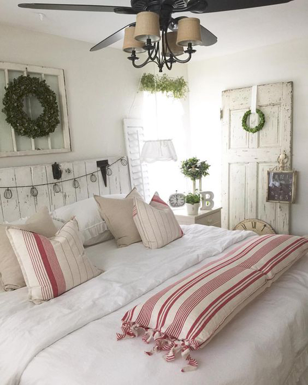 Farmhouse Master Bedroom Ideas: 25 Cozy And Stylish Farmhouse Bedroom Ideas