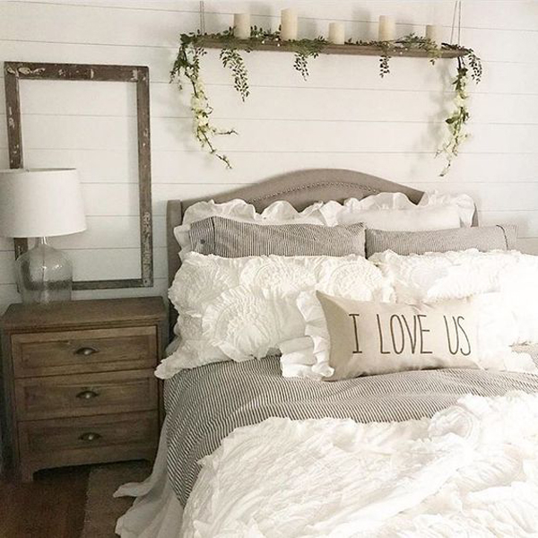 25 Cozy And Stylish Farmhouse Bedroom Ideas Home Design