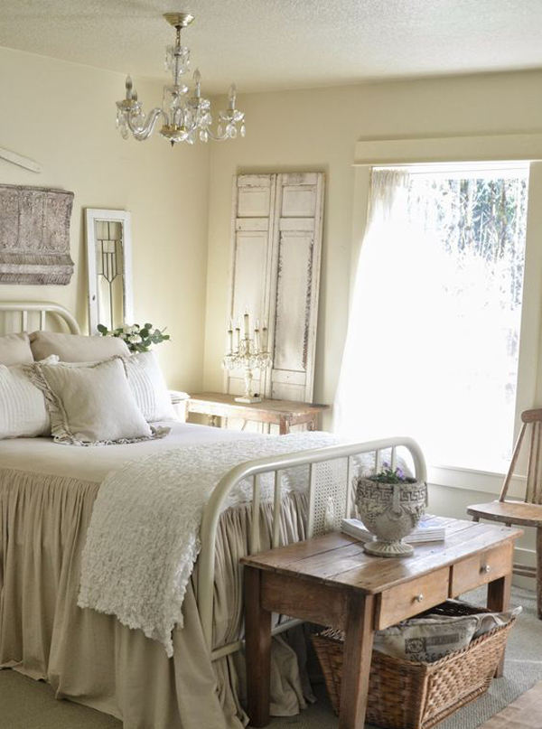 25 Cozy And Stylish Farmhouse Bedroom Ideas Home Design And Interior