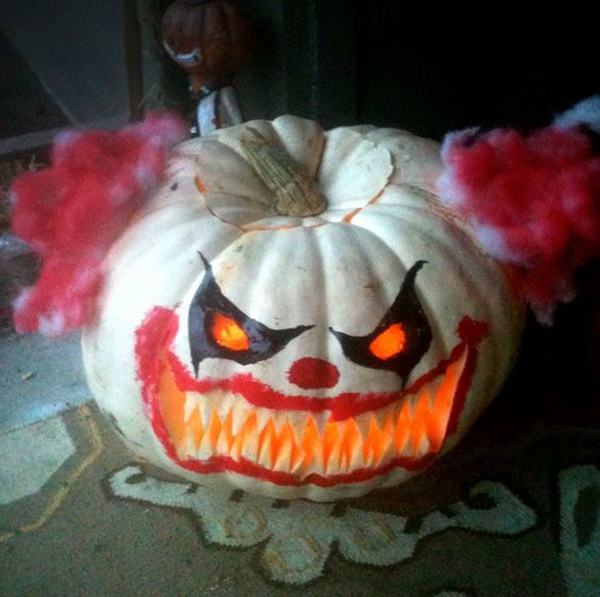 Elegant Halloween Decor