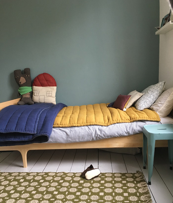Warm And Cozy Kids Beds Accessories From Camomile London