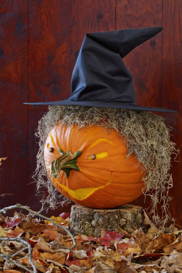 35 Cool And Unique Halloween Pumpkin Carving Ideas