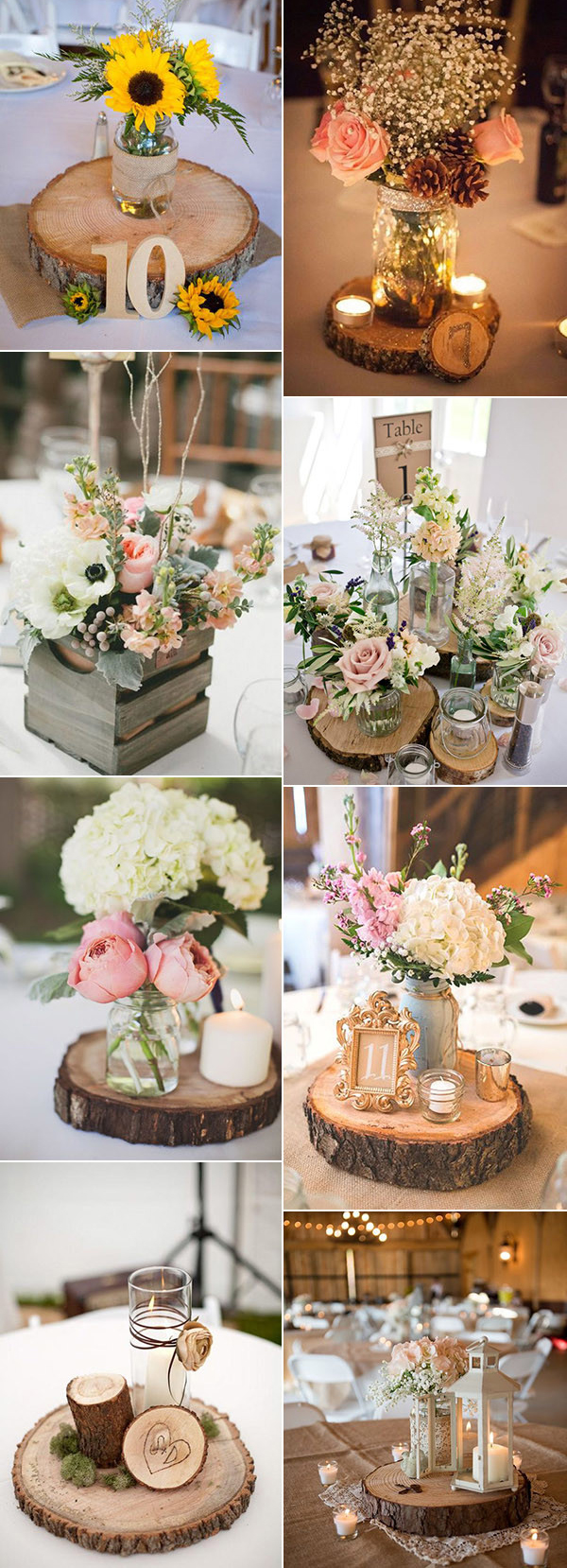 Awesome Rustic Wedding With Wooden Vibe Elements