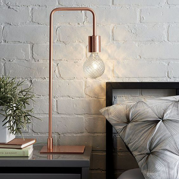 Some Style Lamps Seemed More Practical For A Small Bedroom So Wver Your Choice I Believe The Bedside Lamp Gallery Below Will Inspire
