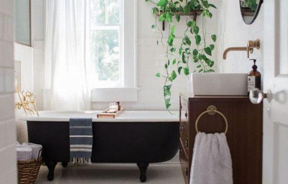 Homemydesigncom Inspiration Your Home And Interior - Boho bathroom decorating ideas