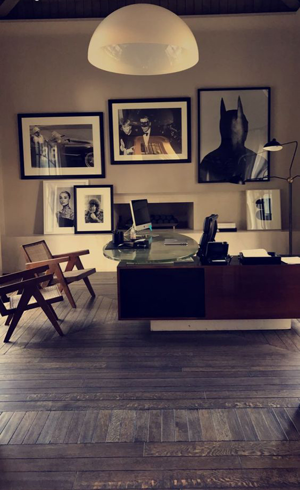 Delicieux ... Your Home Office Decor With Your Favorite Interior Style And Add Some  Masculine Items To Make It More Cool. Look At The Following Masculine Home  Office ...