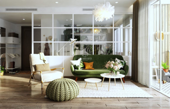 Scandinavian Style Homes With Greenery Accents & Scandinavian Home Design | Home Design And Interior