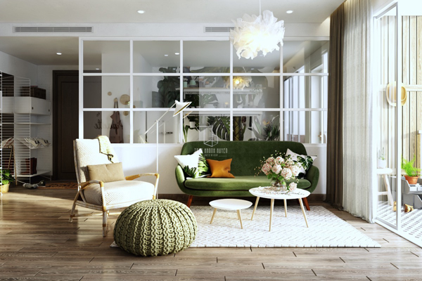 This House Scandinavian Style With Lots Of Greenery Accents In Almost Every  Room. Designed By Thao Uyen, Who Is Also An Interior Designer From Vietnam  Has ...