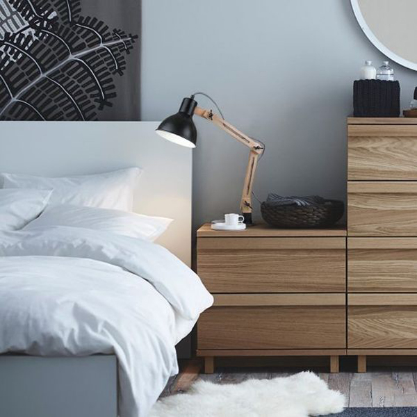 20 Modern Bedside Table Lamps Ideas Home Design And Interior
