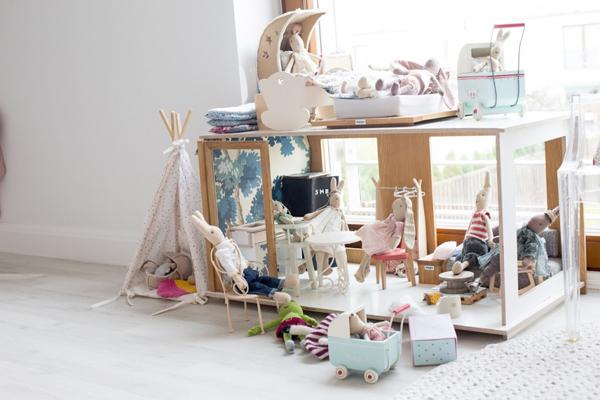 Creative Dollhouse Storage Ideas Home Design And Interior