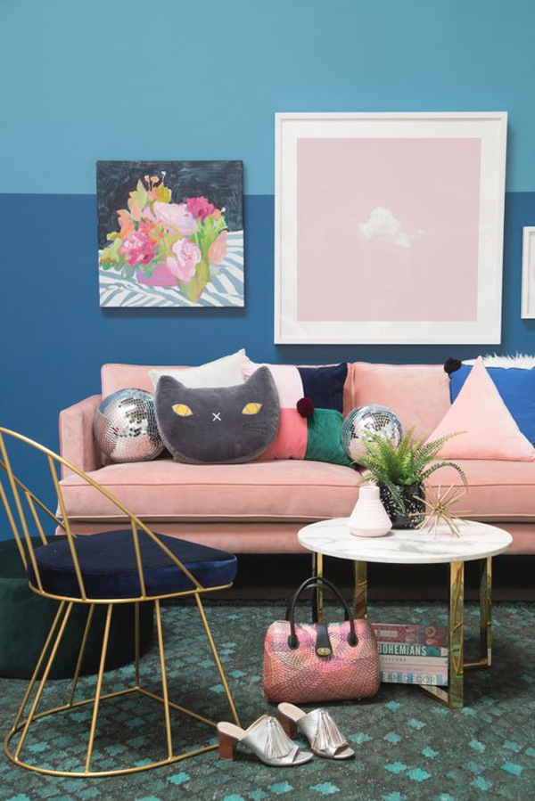 15 Pretty Living Room Ideas For Fashionable