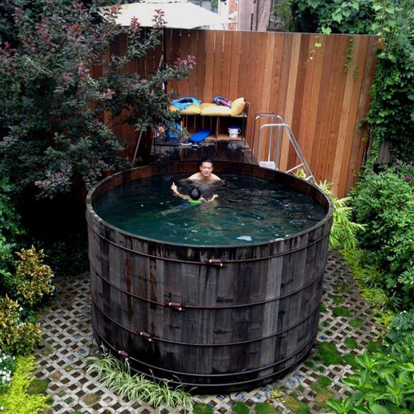 20 Creative Makeshift Swimming Pool Ideas