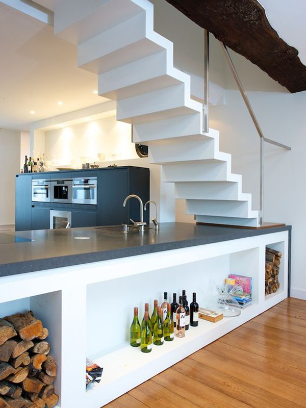 15 Unexpected Things Kitchen In Under The Stairs You Ll