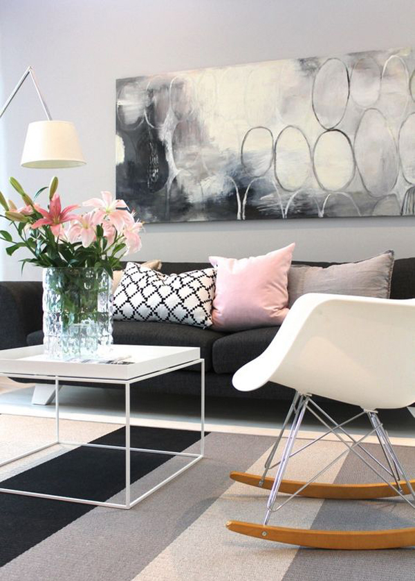 15 Pretty Living Room Ideas For Fashionable Young Girl 39 S Home Design And Interior
