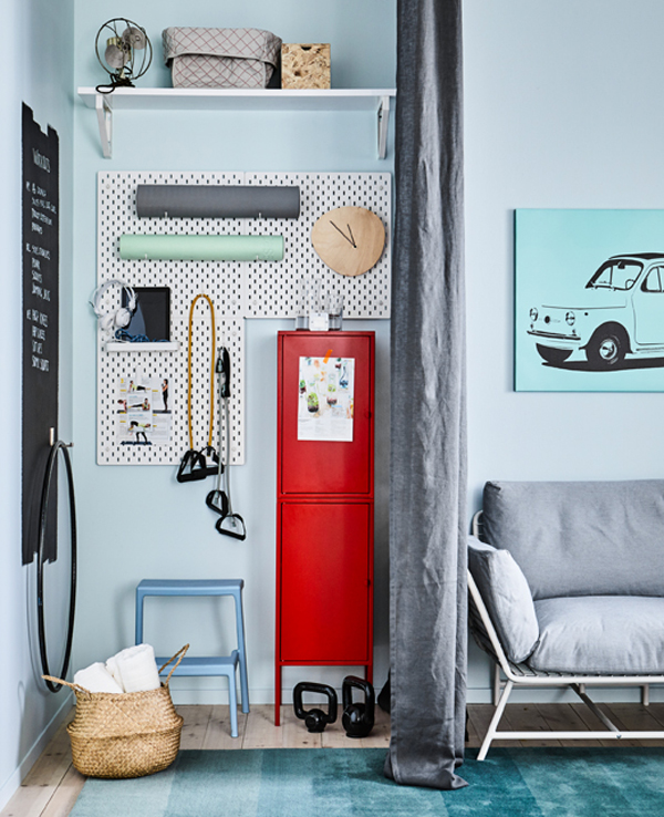 sport-equipment-storage-with-tiny-home-gym