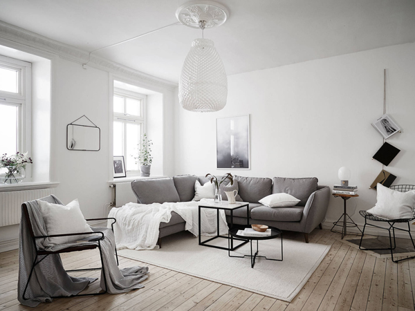 22 Big Ideas To Elegance Scandinavian Style Living Rooms | Home ...