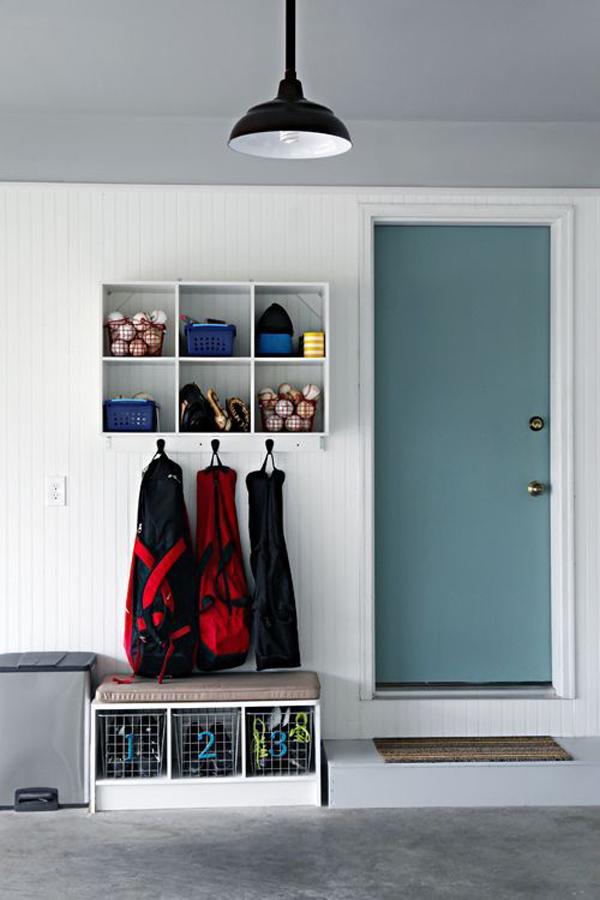 10 Brilliant Sport Equipment Storage Ideas Home Design