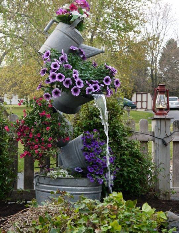 Creative Garden Ideas 15 creative garden ideas with unusual items home design and interior you do not have to imagine here are 15 garden ideas with unusual items that im sure you have them all in the warehouse lets check workwithnaturefo