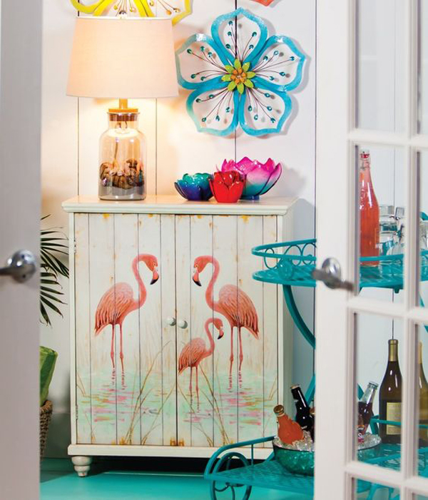 20 best tropical interior ideas with flamingo theme home design