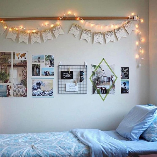 20 Brilliant Dorm Room Organization For Everything You