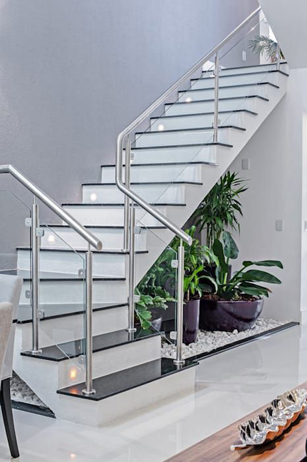 15 Beautiful Indoor Plants In Under The Stairs Home Design And