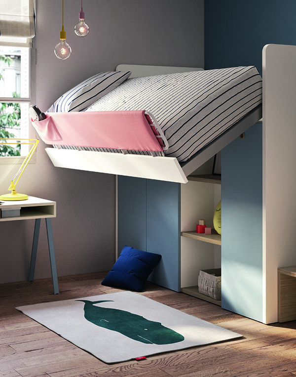 Unique Nidi Bunk Beds