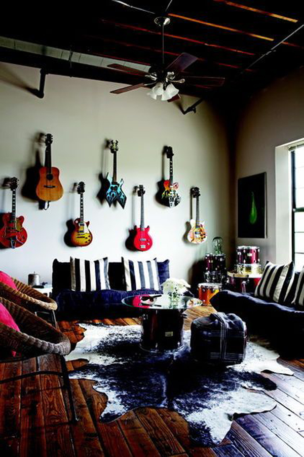Picture Display Ideas For Living Room