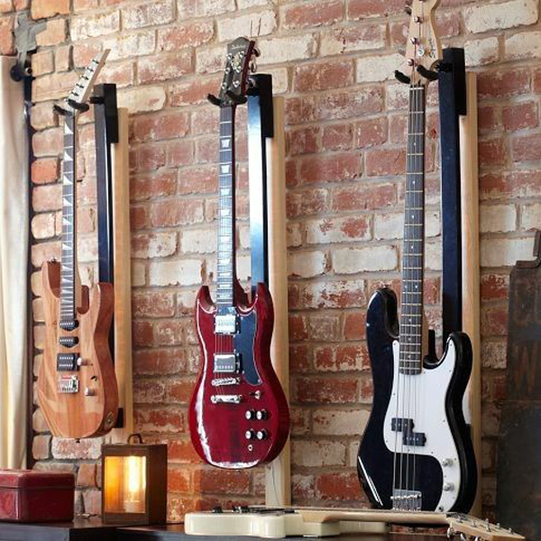20 Cool Ways To Display Your Guitar Collections