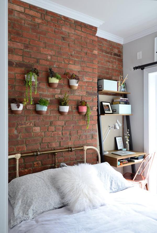 interesting  creative wall decor ideas  tiny space home design  interior